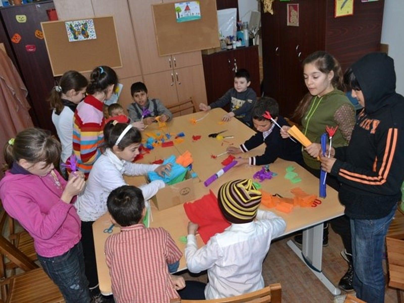 Workshop Activități creative și recreative pentru copii